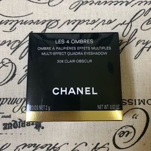 Chanel LES 4 OMBRES in Clair Obscur (308)